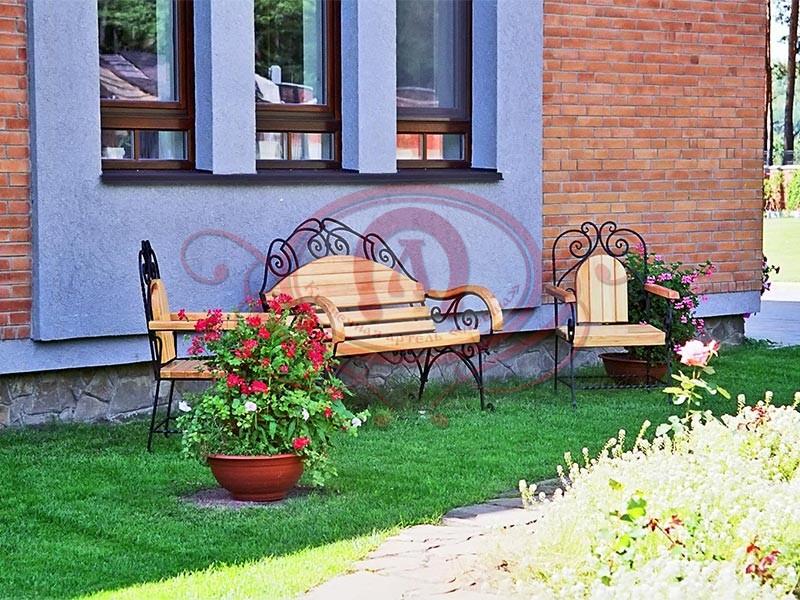 Садово парковая мебель