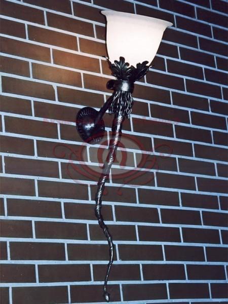 Лампа кованая (бра)